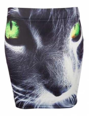 animal eye skirt