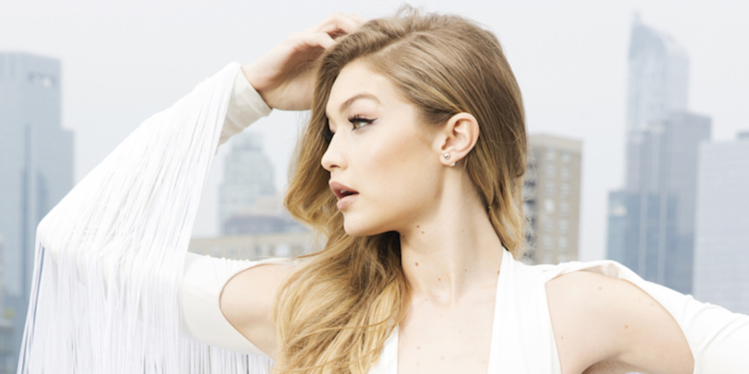 As seen on Gigi: de perfecte winged oog look