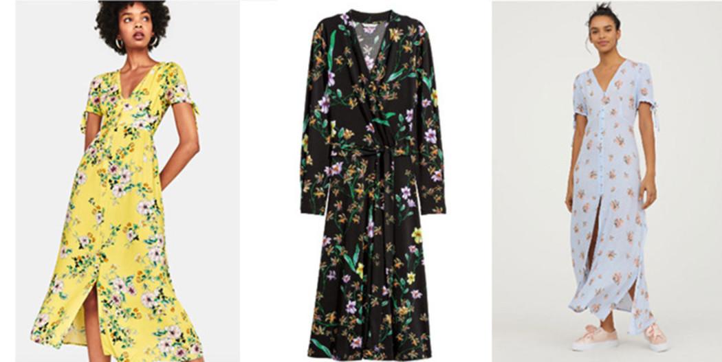 fb9026fdd04974 Dit zijn de leukste jurken met bloemenprint - Trendalert