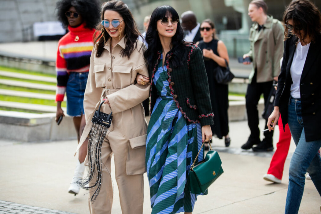 15 x de meest inspirerende street style beelden van New York Fashion Week