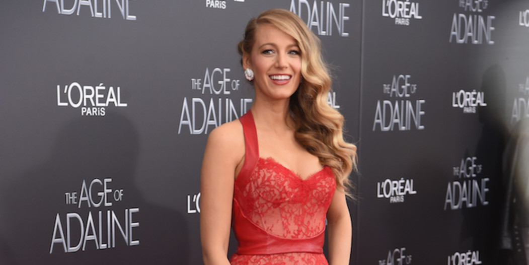 Look of the day: Blake Lively