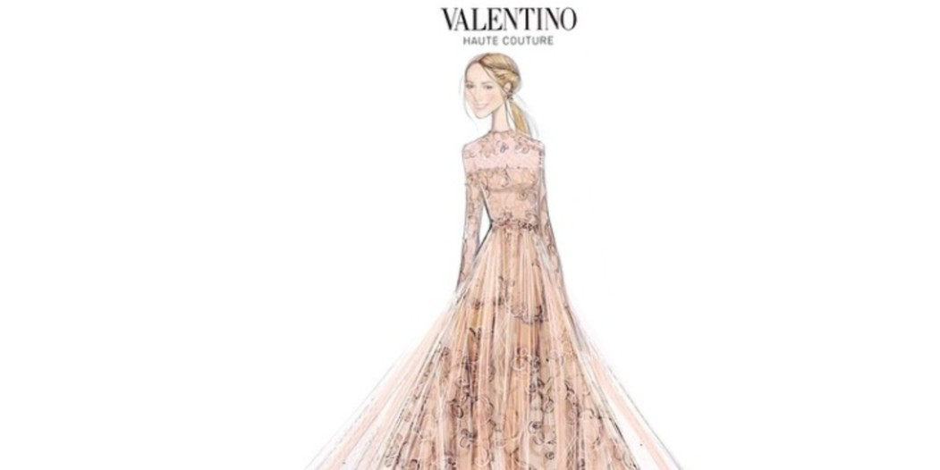Frida Giannini getrouwd in Valentino