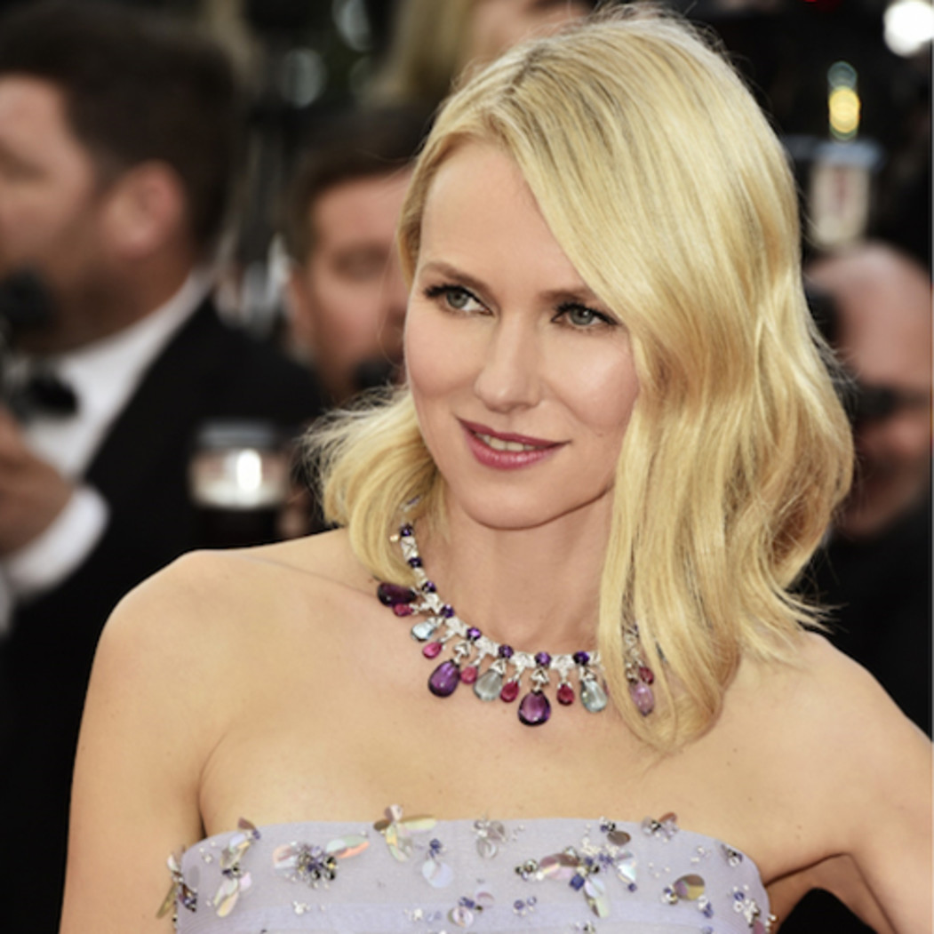 Cannes 2016: Naomi Watts in pretty pink and purple