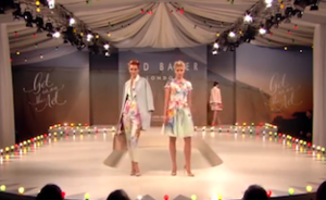 Ted Baker SS14 Catwalk show in Londen