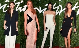 Rode loper looks: The British Fashion Awards