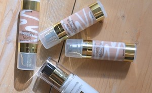 Review: Max Factor Skin Luminizer Foundation