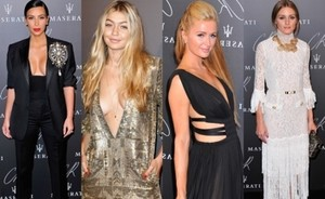 Best dressed celebs bij CR Fashion Book party