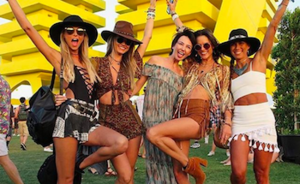 TREND: Coachella inspired looks