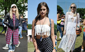 Streetstyle: Governors Ball Music Festival New York