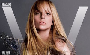 Lady Gaga wordt editor-in-chief V Magazine