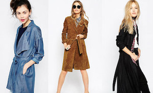 Shop de trend: Trenchcoat