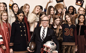 All access: de catwalkshow van Tommy Hilfiger