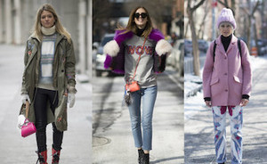 Streetstyle: New York Fashion Week deel 2