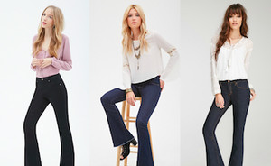 10x flared jeans