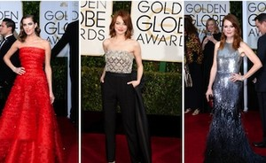 Golden Globes: Fashionscene's 10 favoriete red carpet looks