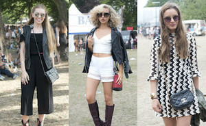 Streetstyle: LoveBox Festival UK