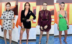 Best dressed: MTV Movie Awards 2015