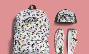 Cool collab: Vans en Disney lanceren collectie