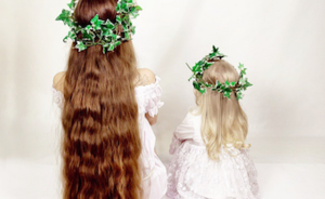 HAIR GOALS! Deze real life Rapunzel is Instagram's nieuwe it-girl