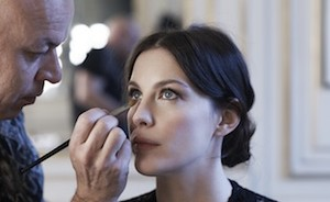 Behind the scenes met Liv Tyler