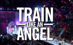 Video: trainen als een Victoria's Secret Angel!