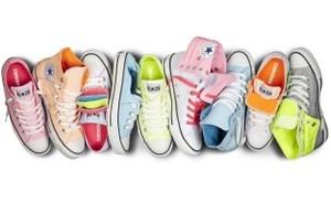 Musthave of the week: Converse All Star Washed Neon