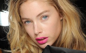 Beauty trend 2013: colour pop