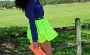 Be inspired: skater skirts