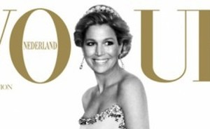 Maxima cover girl voor Vogue Nederland