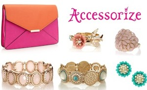 WIN: Kate Upton Accessorize looks t.w.v. € 530,- //VERLOPEN