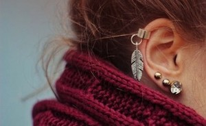 Be inspired: Earpiercings
