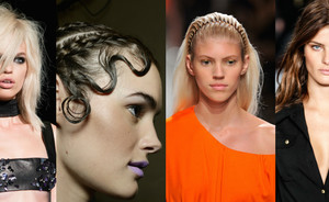 Fashion Week Recap: de mooiste hair looks