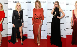 Best dressed: Glamour Awards in Londen