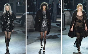 Chanel Métiers d'Arts 2015 show in Rome