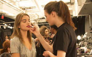 #NYFW beauty looks: Day 7