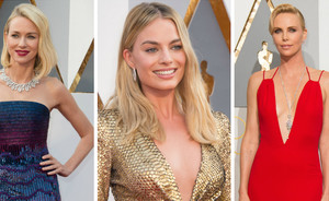 The Oscars 2016: de top 5 mooiste looks