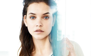 Barbara Palvin goes casual glam in Marie Claire