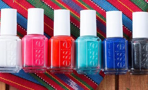 Festival ready met de Essie Summer 2016 collectie
