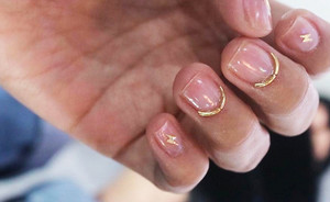 Wire nails: deze nail art is ge-wel-dig
