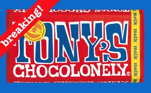 Spijs up your Paas met Tony's Chocolony's nieuwe limited edition paassmaak