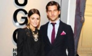 Olivia Palermo op Hugo Boss party