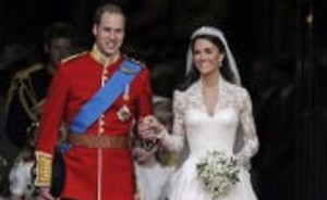 Trouwjurk Kate Middleton van McQueen