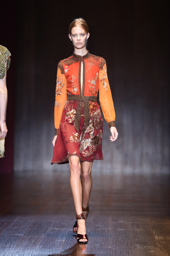 De trends van Milan Fashion Week spring 2015