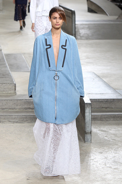 De trends van Paris Fashion Week spring 2015