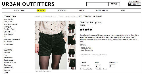 urban outfitters webshop1