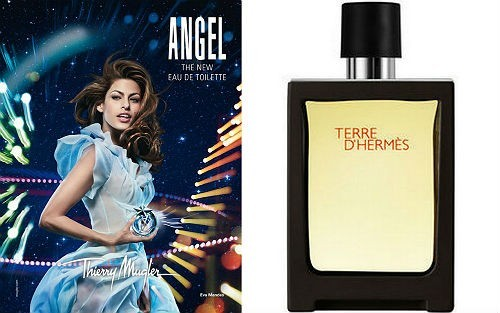 10x limited edition parfum thierry mugler angel hermes