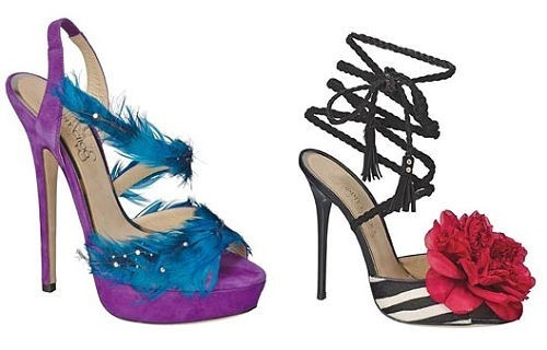 jimmy choo icons collectie twee paar