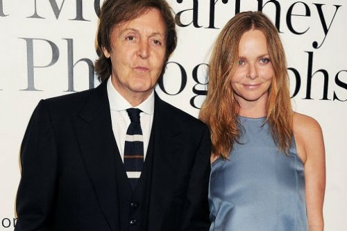 Stella McCartney meer dan een Beatle dochter collage paul
