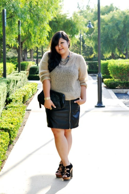 10x plus-size fashion bloggers curvy girl chic