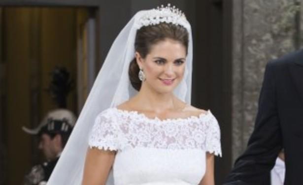 Zweedse Prinses Madeleine Trouwt In Valentino Trendalert